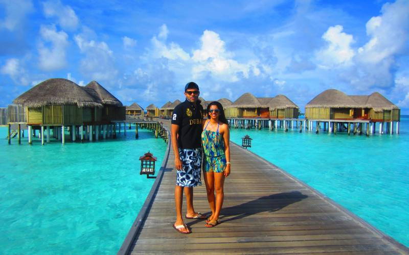 5 Days Maldives Beach Holiday Package Jeanah Ventures