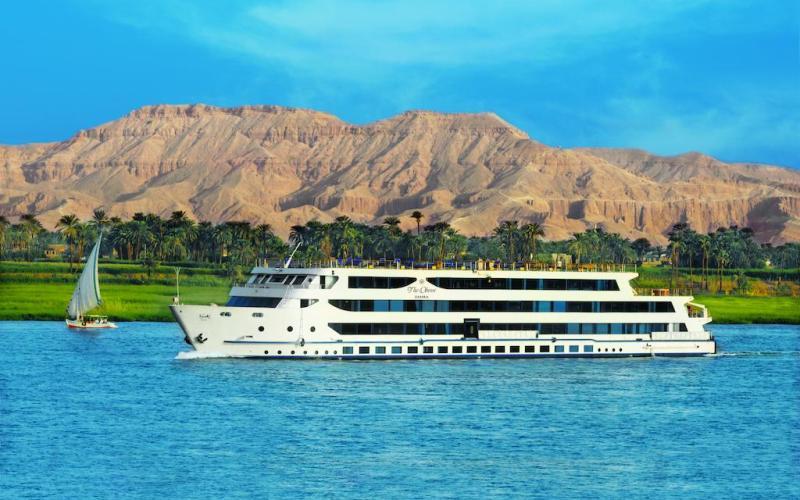Nile-cruise